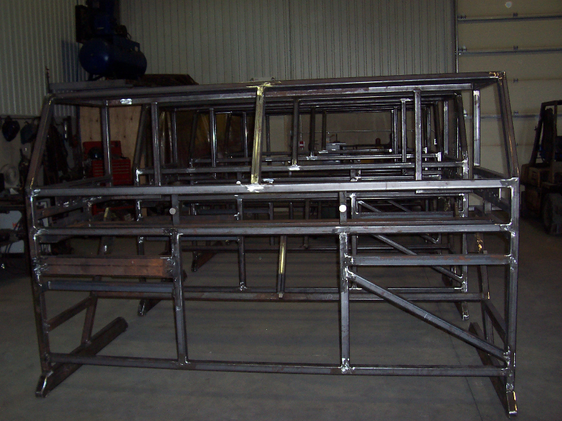 Structure équipement